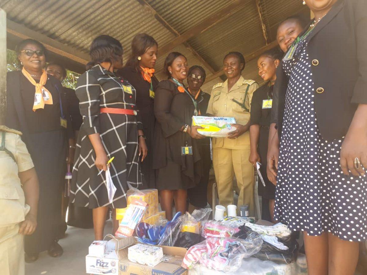 FIDA Plateau visits Jos Correctional Center
