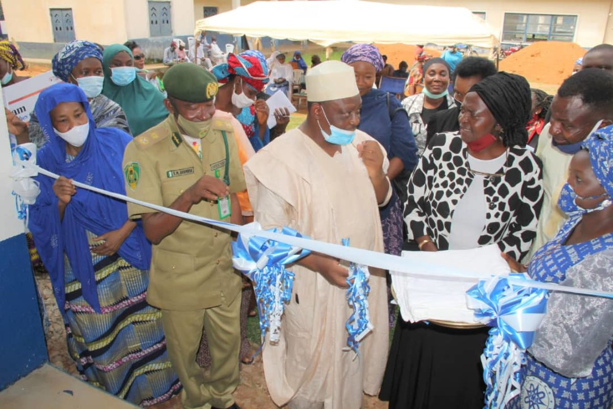 Justice M. L Bello Commissions FIDA Kaduna Legal Clinic and Counselling Centre