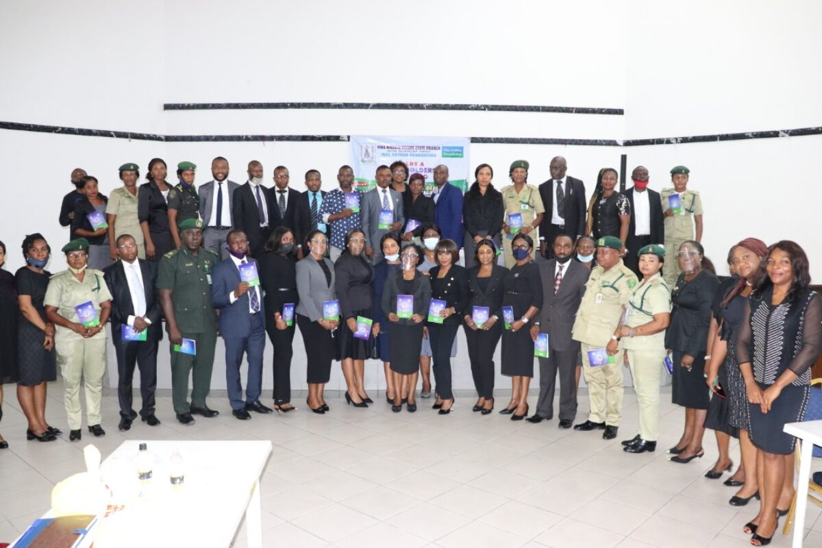 FIDA Rivers Hosts a Stakeholders' Meeting on the Administration of the Criminal Justice Law
