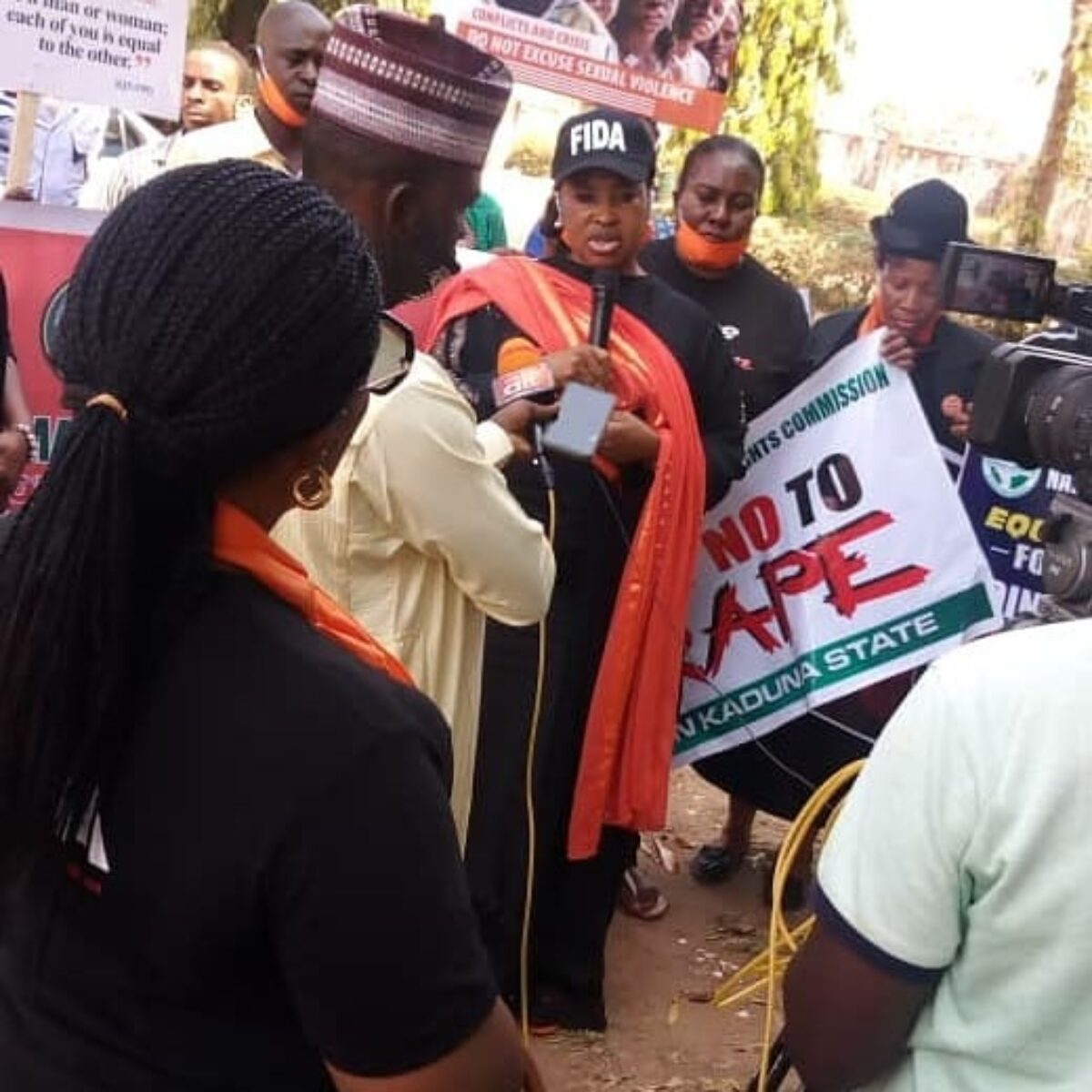 FIDA Kaduna flags off 16days of Activism 2020