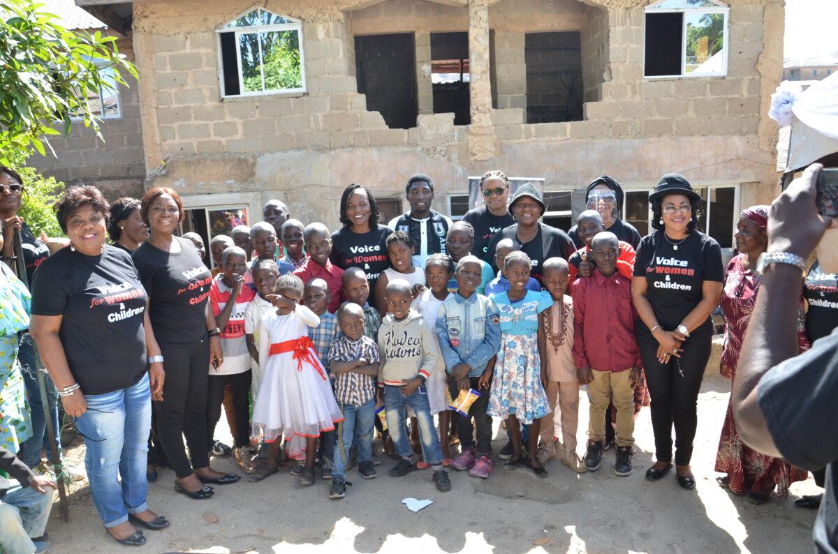 FIDA Nigeria Visit To JOFIN Orphanage Home