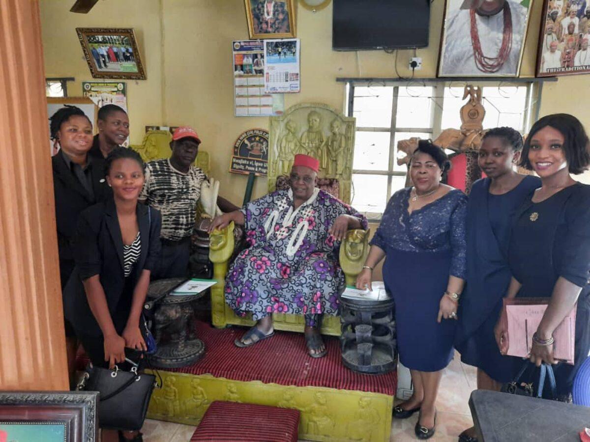 FIDA Anambra visits Ukpor and Umueri community