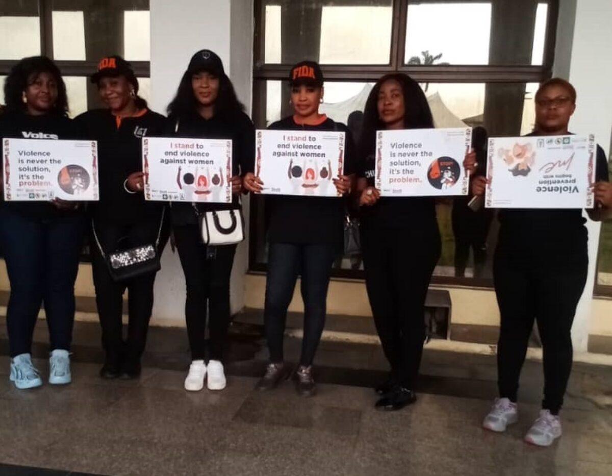 FIDA Akwa Ibom commemorate 16days of Activism 2020