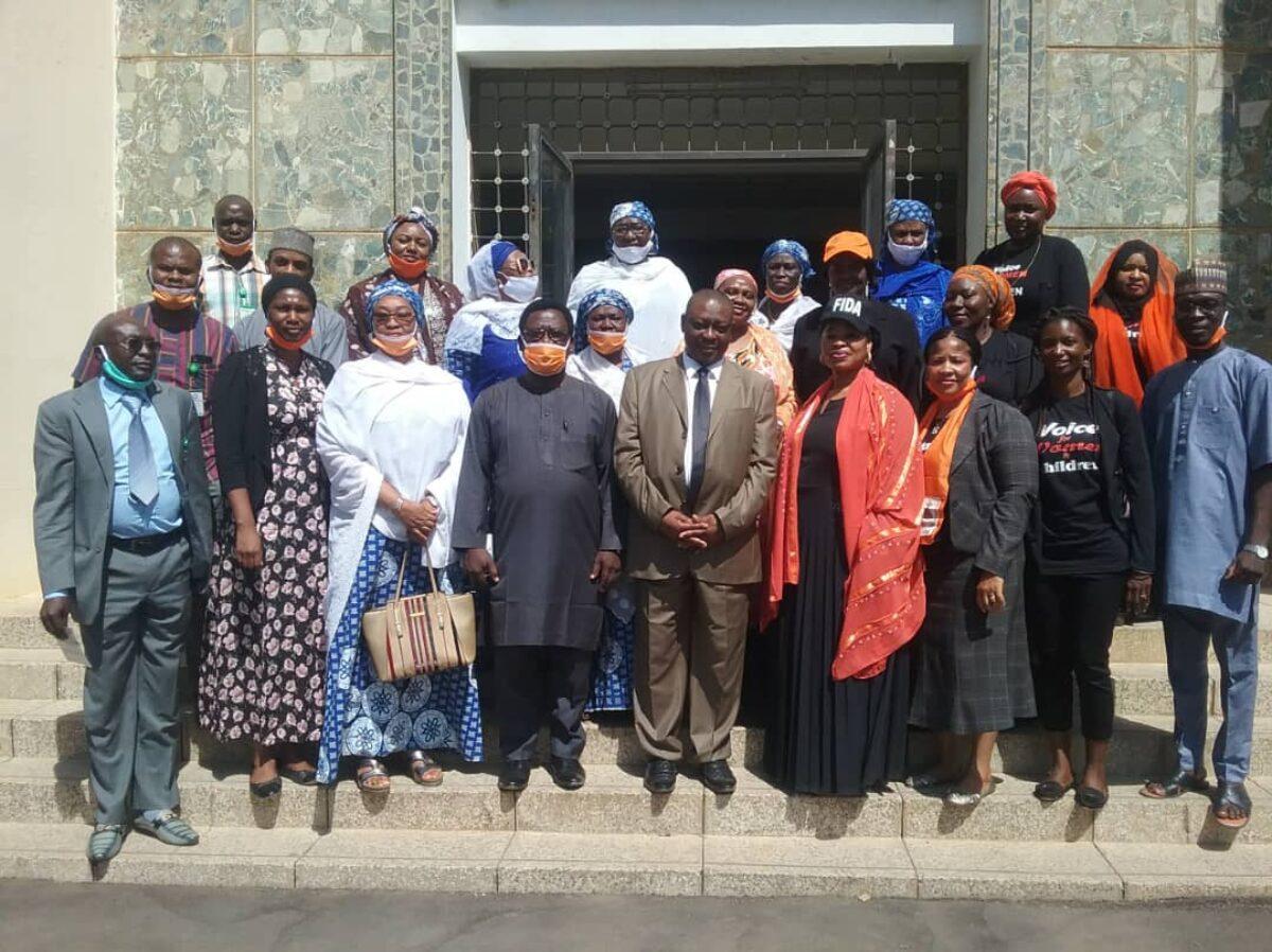 FIDA Kaduna Commemorate 16 Days of Activism