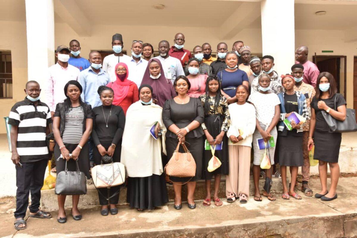 FIDA Abuja Sensitization Visit to Kuje Area Council