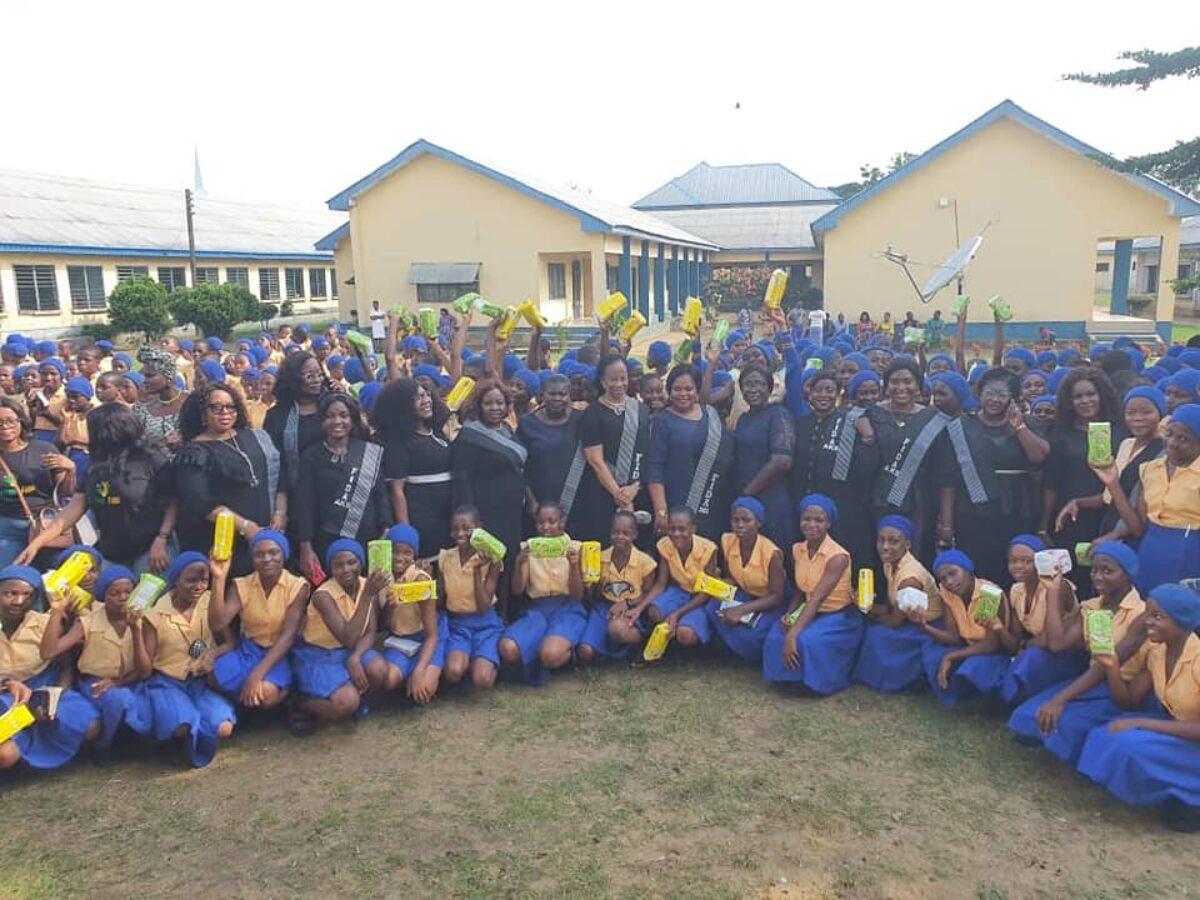 FIDA Nigeria, Akwa Ibom State Celebrate World Menstrual Hygiene Day
