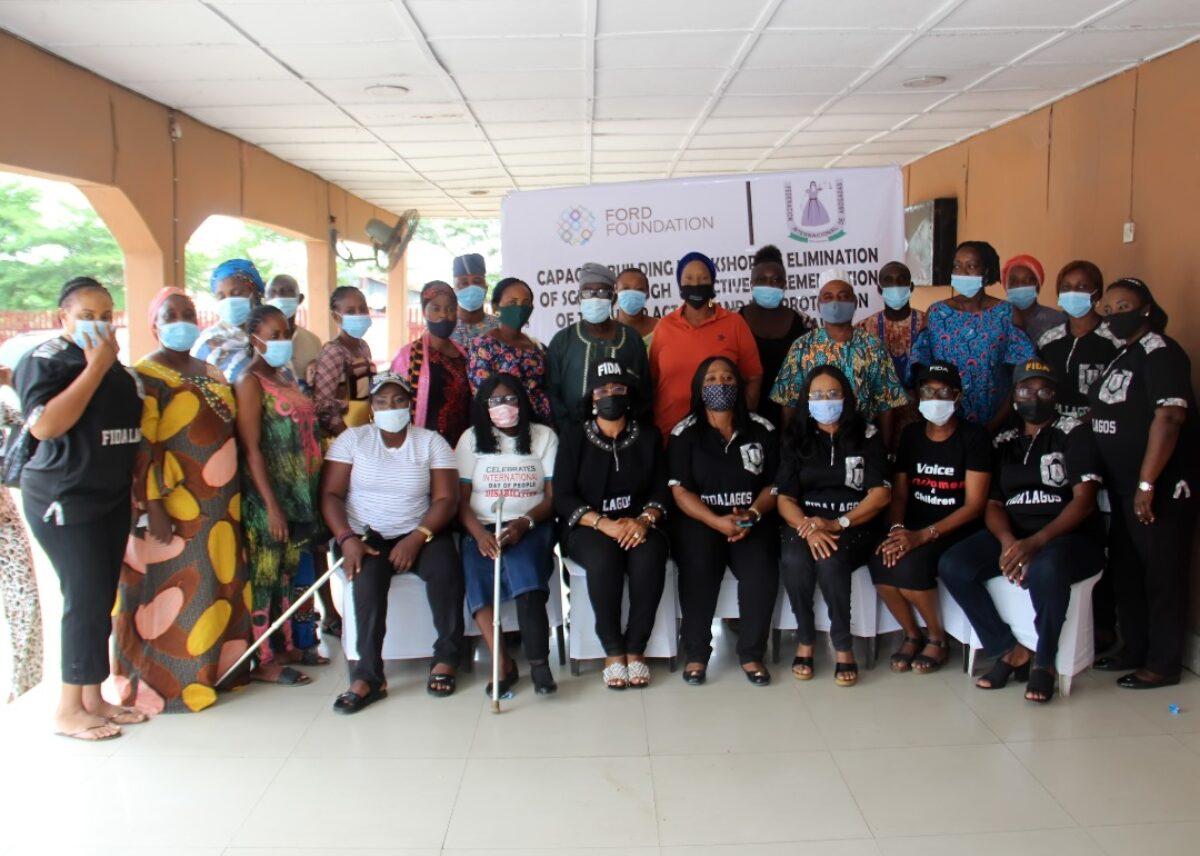 FIDA Nigeria held a capacity-building workshop at Obadore community,  Alimosho Local Government Area, Lagos State