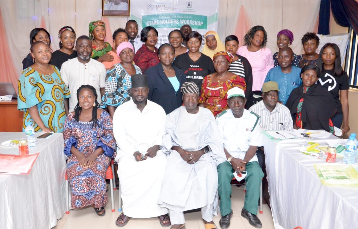 FIDA Conducts a 2-day Training Workshop on Elimination of GBV in Plateau State