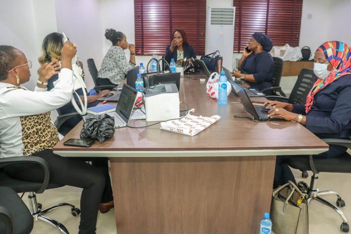 FIDA Nigeria 5 Year Strategic Plan Appraisal and Validation meeting