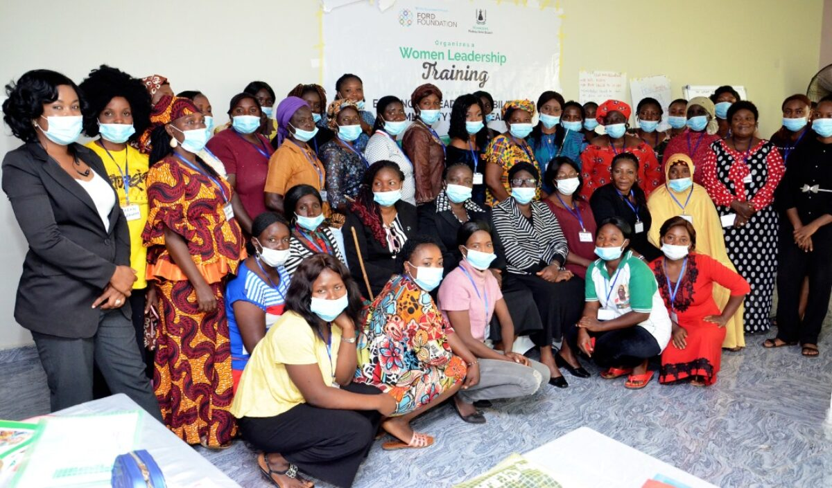 FIDA Conducts a 2-day  Training Workshop on Enhancing Leadership Abilities In Community Women Leaders in Plateau State