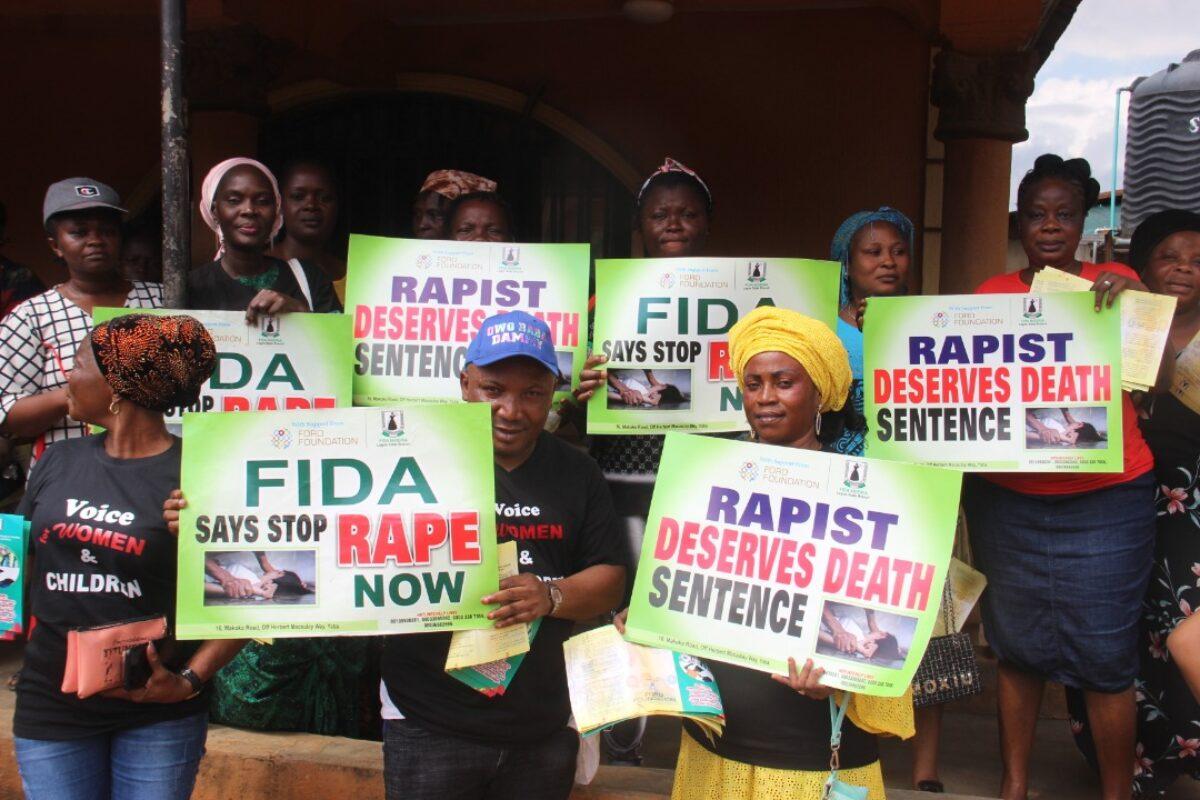 FIDA Lagos Steps Up Campaign Against Gender-Based Violence